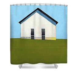 Earlysville Baptist Church Shower Curtain