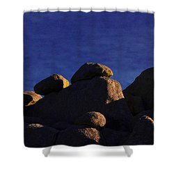 Earth And Sky Shower Curtain