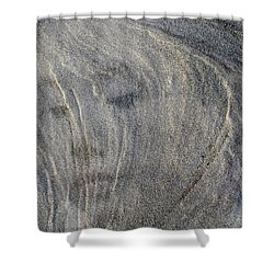 Shower Curtain featuring the photograph Earth Memories - Sleeping River # 3 by Ed Hall