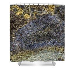 Earth Portrait 001-026 Shower Curtain