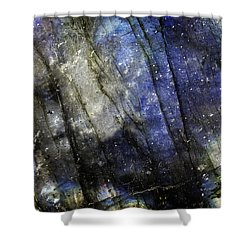 Earth Portrait 001-69 Shower Curtain