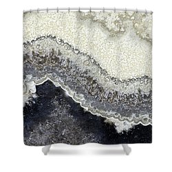Earth Portrait 002 Shower Curtain