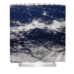Earth Xii Shower Curtain