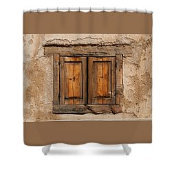 Earthen Shower Curtain