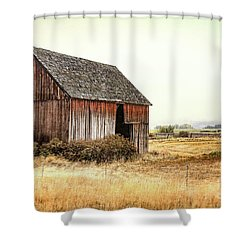 Earthly Possessions Shower Curtain