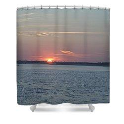East Cut Shower Curtain