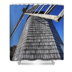 East Hampton Windmill Shower Curtain