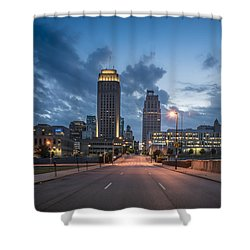 East Kc Shower Curtain