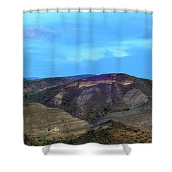 Eastern Hills Shower Curtain
