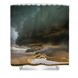 Eastern Nebraska Moderate Risk Chase Day Part 2 010 Shower Curtain