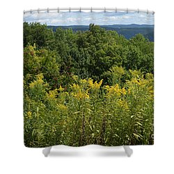Eastern Summit 5 Shower Curtain