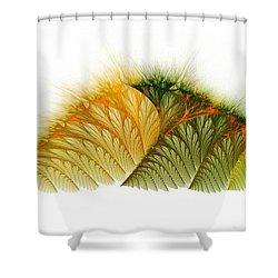 Eastern Watchtower Shower Curtain