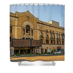 Eastown Theater  Shower Curtain