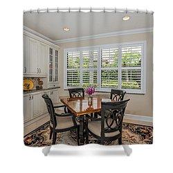 Eat In Kitchen Shower Curtain