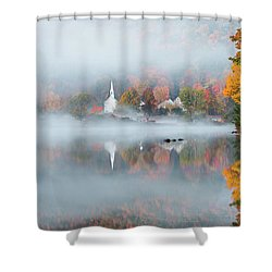 Eaton, Nh Shower Curtain