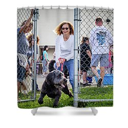 Ebhs 23 Shower Curtain