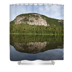 Echo Lake State Park - North Conway  New Hampshire Usa Shower Curtain