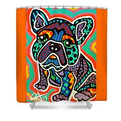 Eddie Shower Curtain