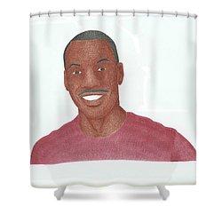 Eddie Murphy Shower Curtain