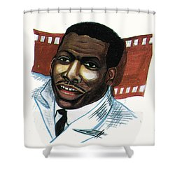 Eddy Murphy Shower Curtain