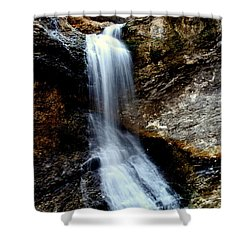 Eden Falls Shower Curtain