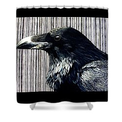 Edgar Shower Curtain