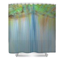 Edge Shower Curtain