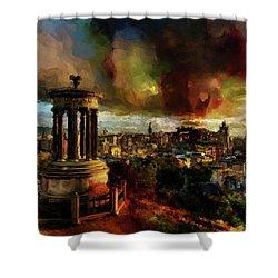 Edinburgh Scotland 01 Shower Curtain