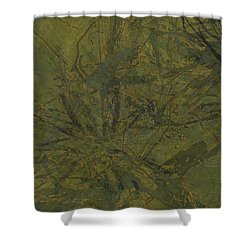Edition 1 Kelp Shower Curtain