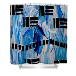 Eese Flying South Shower Curtain
