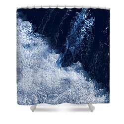 Effervescent 1. Shower Curtain