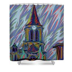 Eglise Onze - Onze Shower Curtain
