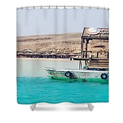 Egypt  Shower Curtain