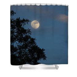 Shower Curtain featuring the photograph Eight Thirty Two Pm by Greg Patzer
