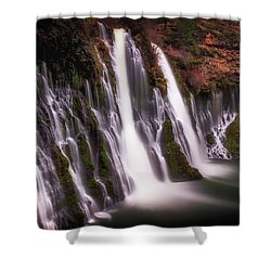Eighth Wonder Of The World Shower Curtain