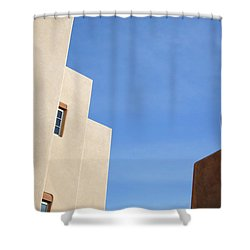 El Cielo Azul Shower Curtain