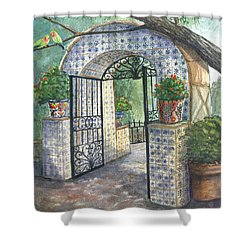 El Encanto Shower Curtain
