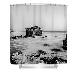 El Matador State Beach Shower Curtain