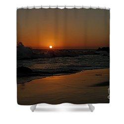El Matador Sunset Shower Curtain