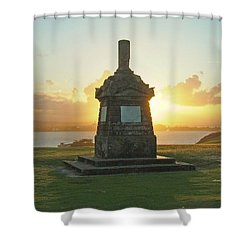 El Morro San Juan Puerto Rico Shower Curtain