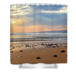 El Segundo Beach Shower Curtain
