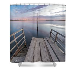 Shower Curtain featuring the photograph El Stick by Bruno Rosa