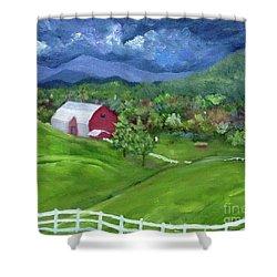 Elaida Home Shower Curtain