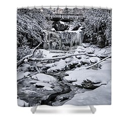 Elakala Falls Shower Curtain