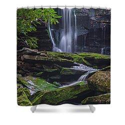 Elakala Falls Shower Curtain