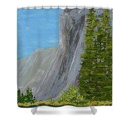 Elcapitan Shower Curtain