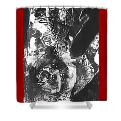 Elder Shower Curtain