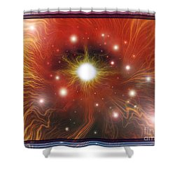 Electra Of Raa Shower Curtain