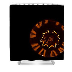 Electric Shower Curtain