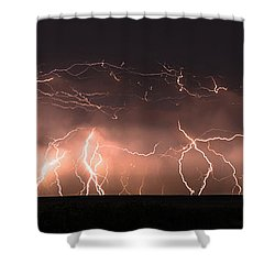 Electric Panoramic Iv Shower Curtain